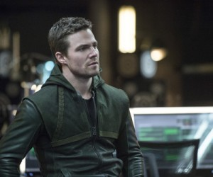 Seeing Red arrow oliver queen stephen amell