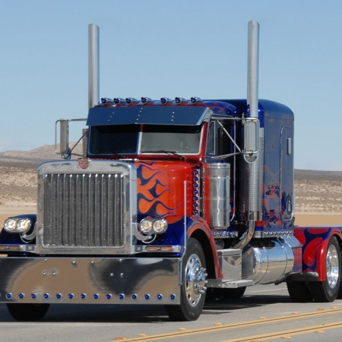 Autobots roll out! Uber is going to get you picked up by Optimus Prime