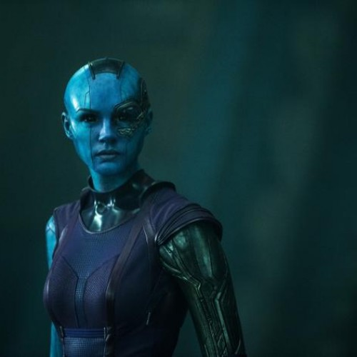 Karen Gillan teases Nebula in Guardians of the Galaxy Vol. 2