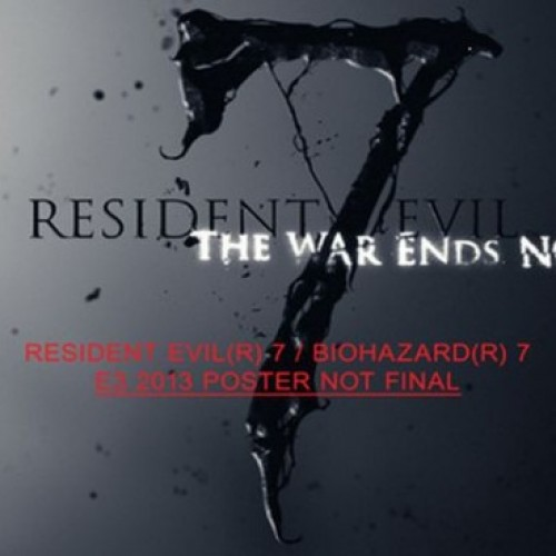 Resident Evil 7 to be announced at E3 2014?