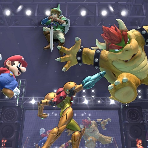 Watch us play some Super Smash Bros. at E3 2014