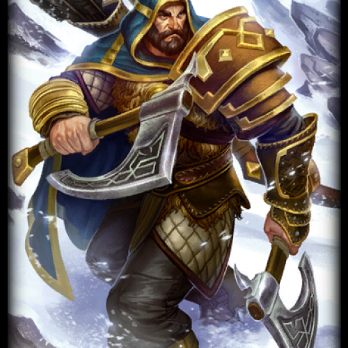 Smite down with Ullr – Plus we're giving away gods and skins