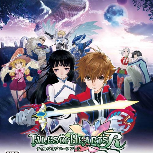 Tales of Hearts R coming to North America and Europe this Winter