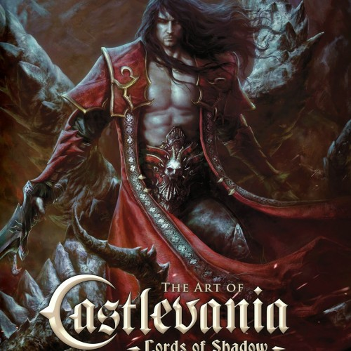 The Art of Castlevania: Lords of Shadow book review