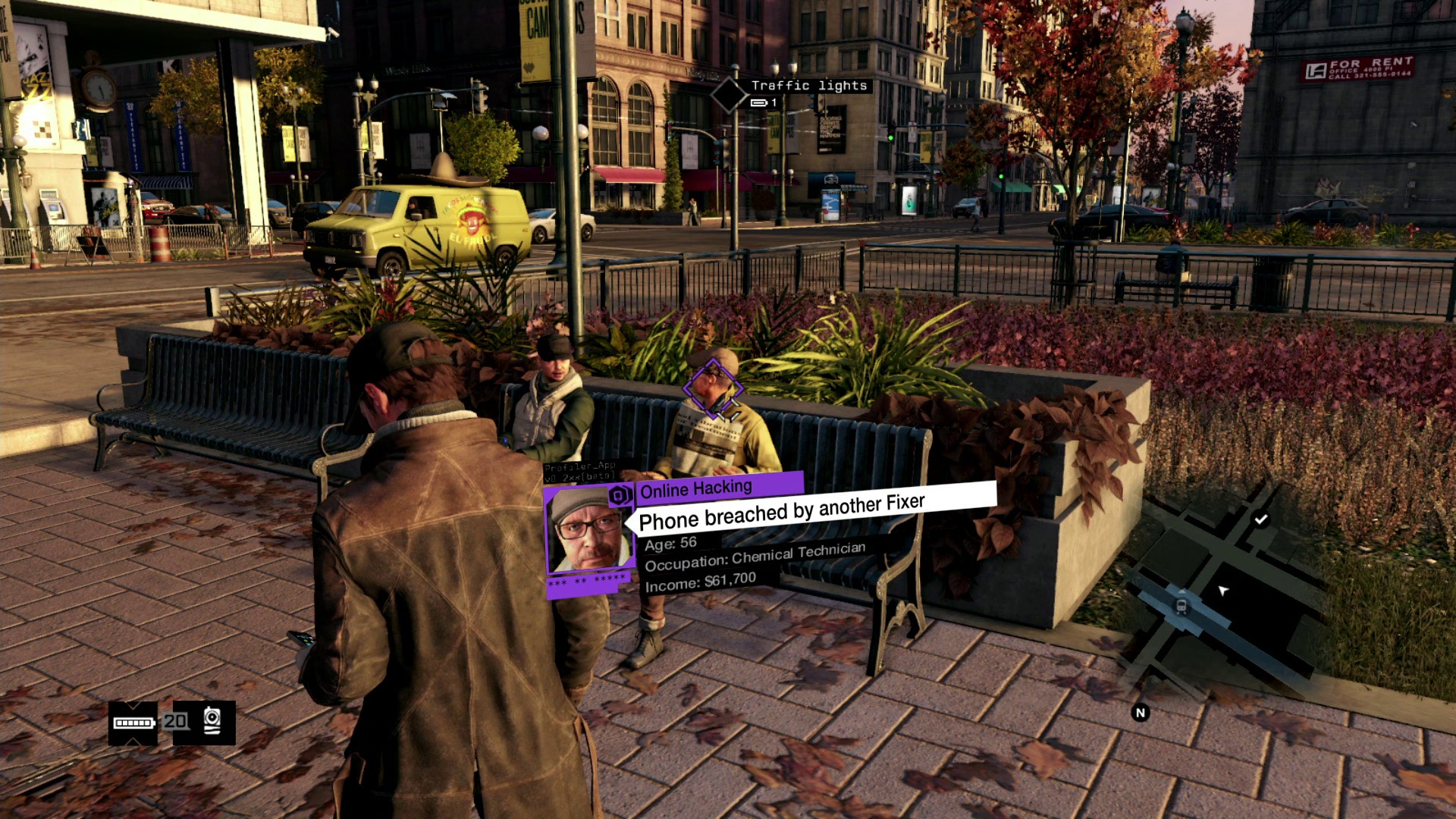 Does Watch Dogs  Have Multiplayer