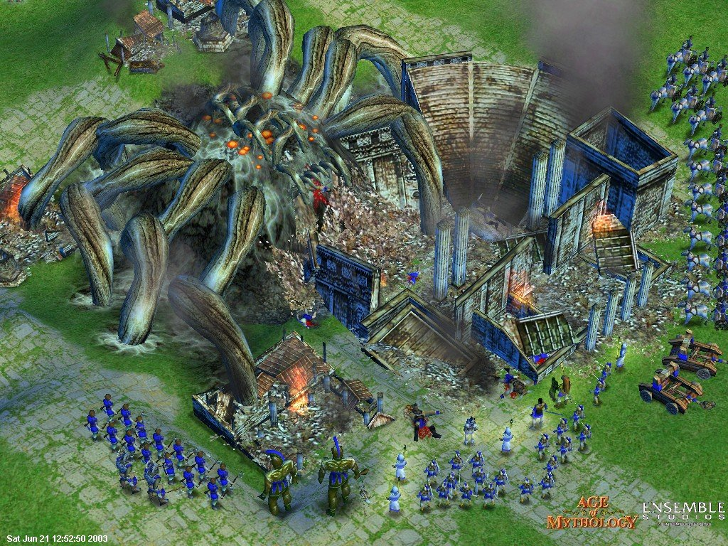 Age Of Mythology Ss 1 on Fairy Tales