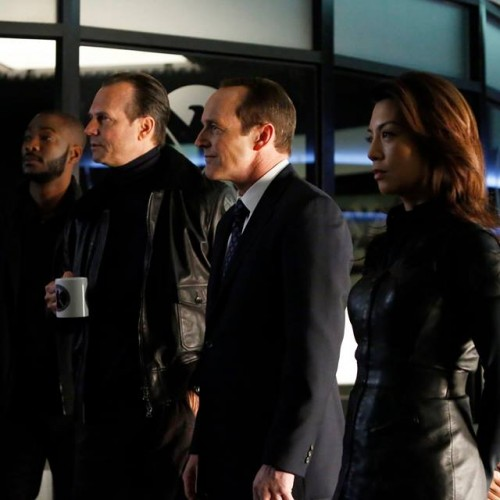 NR Podcast #42: Agents of SHIELD and Captain America The Winter Soldier Tie-In