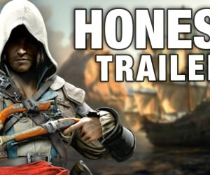 assassin's creed hontest trailers