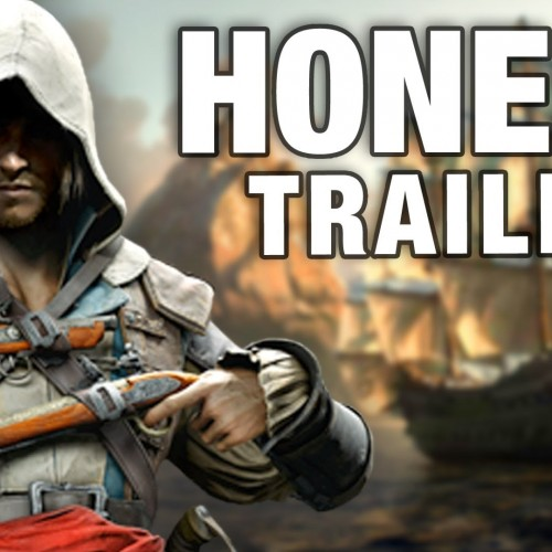 Honest Game Trailers does Assassin's Creed IV Black Flag