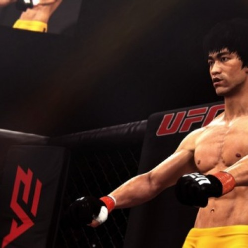 EA confirms Bruce Lee as the UFC mystery fighter