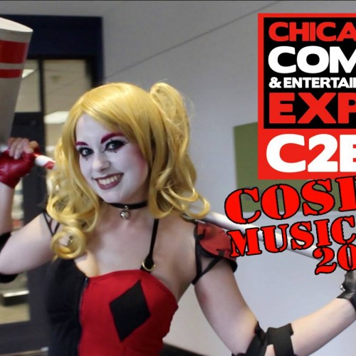 C2E2 2014 gets a cosplay music video
