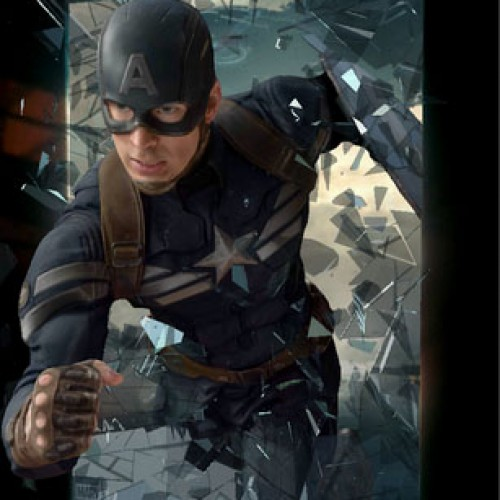 Watch Captain America poster come to life with AR app