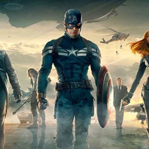 Captain America: The Winter Soldier dominates box office and Cap will face Batman and Superman in 2016