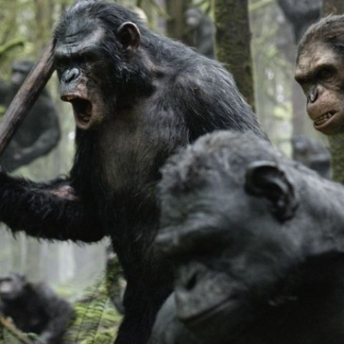 Next Ape movie to be titled War of the Planet of the Apes?