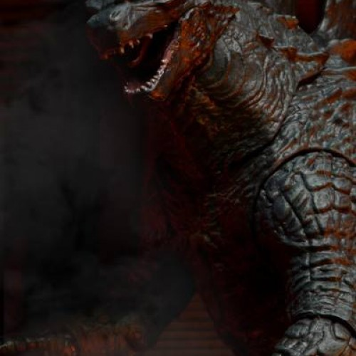 NECA gives us a detailed look at Godzilla for the upcoming film
