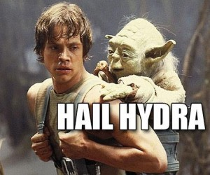 hail hydra star wars