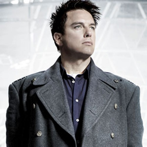 Dragon Con 2015 presents John Barrowman… in a TARDIS dress