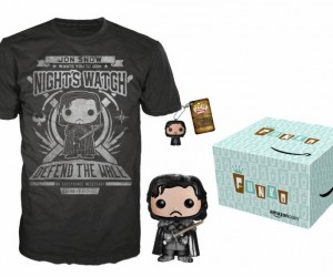 jon snow game of thrones funko