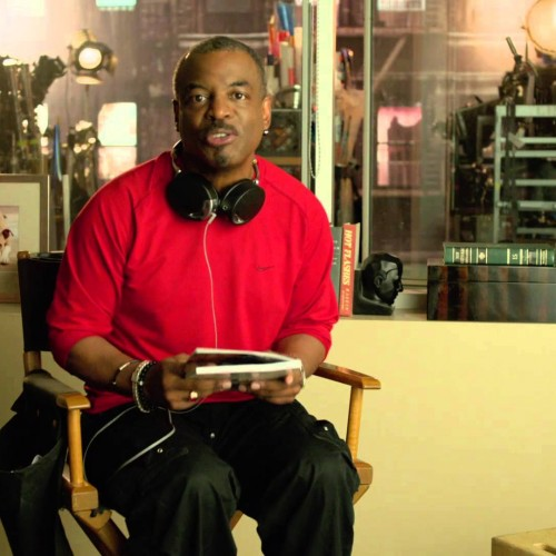 LeVar Burton shares his love of comic books for Free Comic Book Day