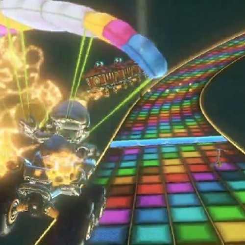 Mario Kart 8 revs up for release with a blistering new trailer