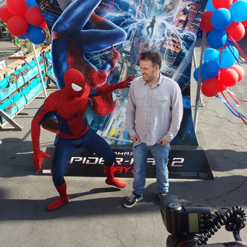 The Amazing Spider-Man 2 celebrates Earth Day
