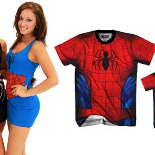 Contest: Winner announced for The Amazing Spider-Man T-shirt Giveaway