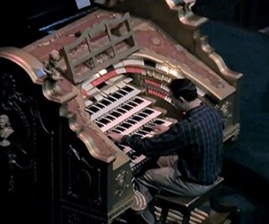 star wars pipe organ