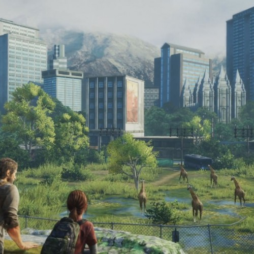 See how The Last of Us looks on the PS4 in this 1080p trailer