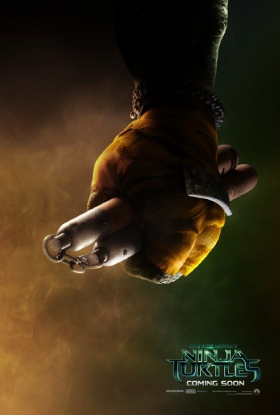 tmnt poster mike