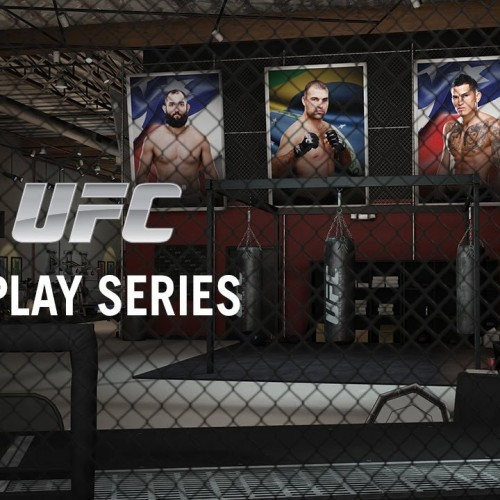 EA's UFC career mode details