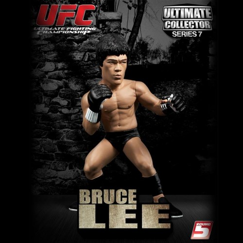 EA's UFC to feature mystery fighter: Bruce Lee?