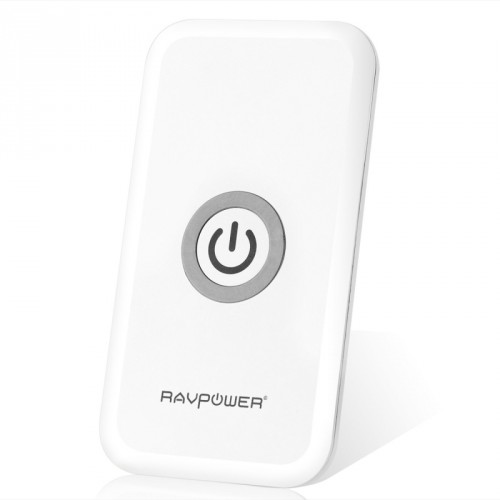 RAVPower Qi-Enabled wireless charger charging pad: A new way to charge