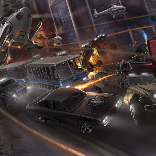 Universal Studios Hollywood is getting a Fast & Furious thrill ride and more