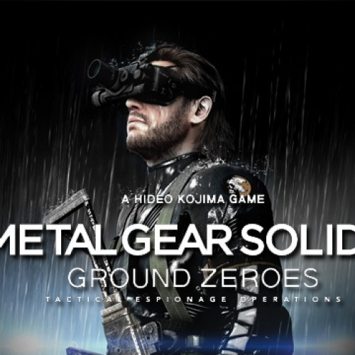 Hints of Hideo Kojima being pushed out in Metal Gear Solid V: Ground Zeroes?