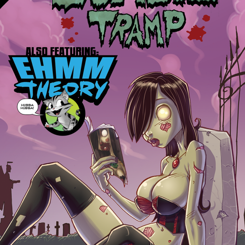 Free Comic Book Day to have Skyward/Midnight Tiger & Zombie Tramp/Ehmm Theory