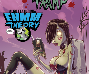 zombie tramp free comic book day - cover