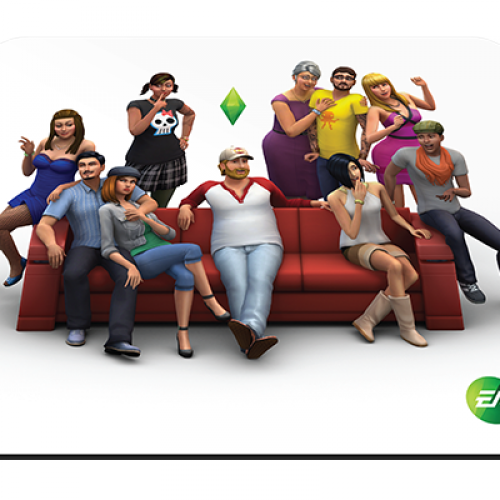 Steelseries and EA team up for Sims 4 exclusive peripherals