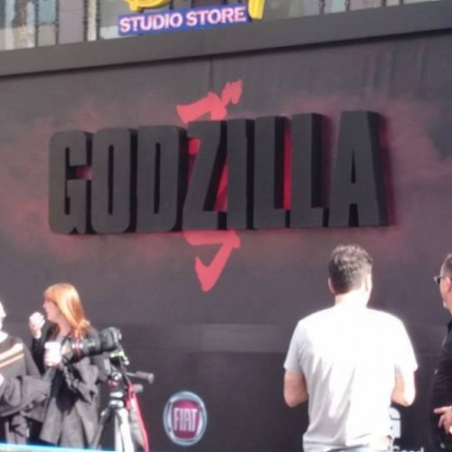 Godzilla's Hollywood premiere photo gallery