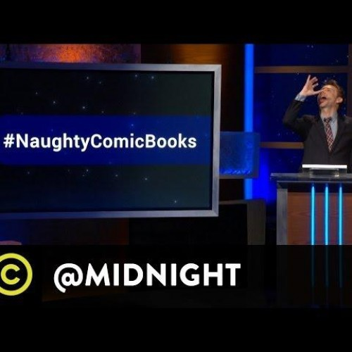 #NaughtyComicBooks: Our 9 favorite tweets and titles