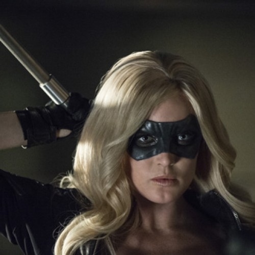 Arrow's Caity Lotz says she'll be in spin-off series with The Atom and Firestorm