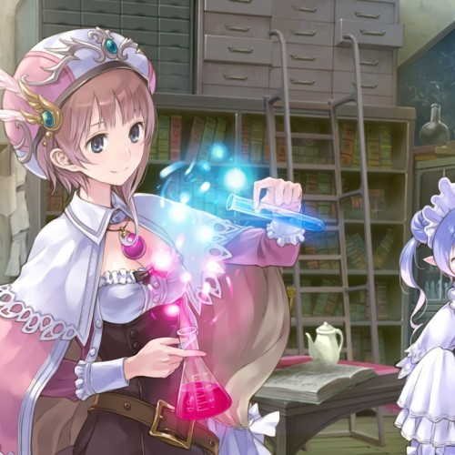 Atelier Rorona Plus: The Alchemist of Arland coming to North America and Europe in June