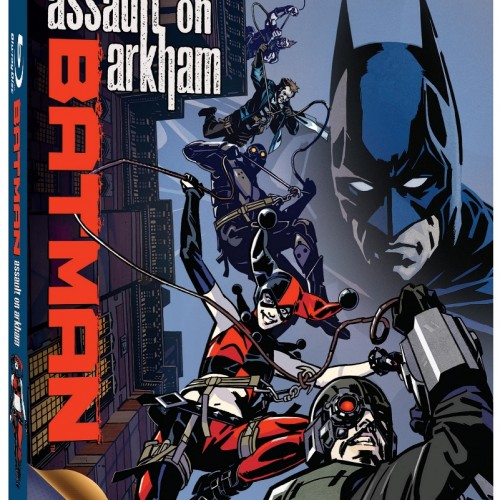 Batman: Assault on Arkham (Blu-ray review)