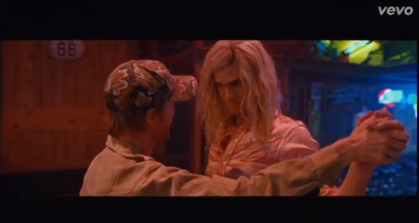 andrew garfield dancing in drag