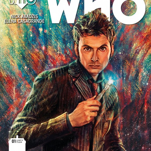 Doctor Who: The Tenth Doctor comic book series