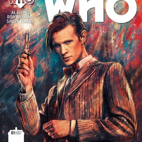 Doctor Who: The Eleventh Doctor new comic book series