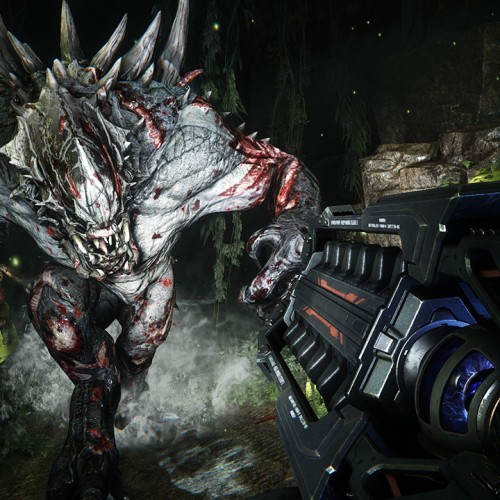Evolve goes free to play