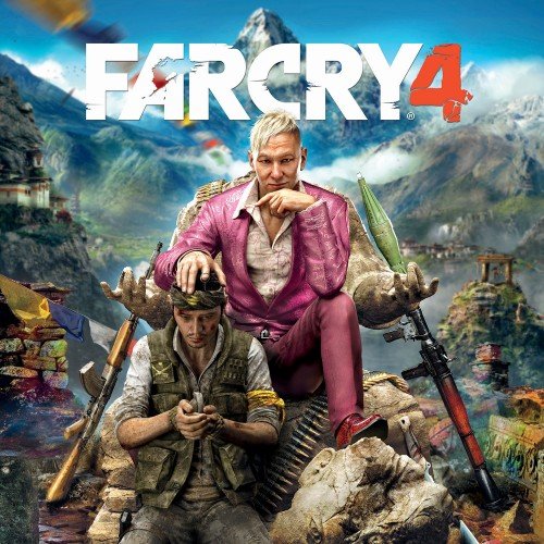Far Cry 4 announced!
