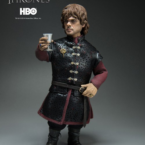 Game of Thrones' Tyrion Lannister gets tinier with toy figure
