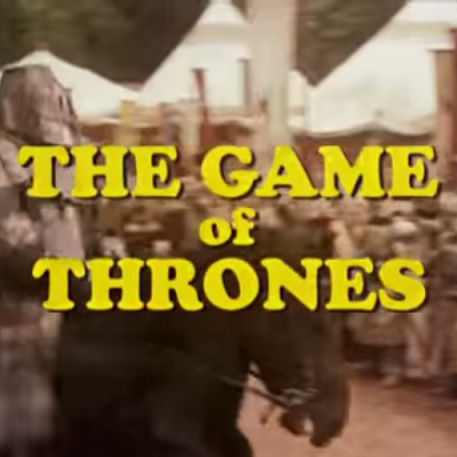What if Game of Thrones was created like a classic sitcom?