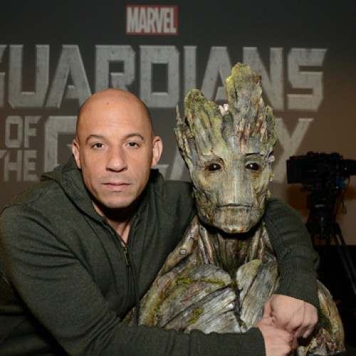 Vin Diesel reveals Guardians of the Galaxy helped him with Paul Walker's passing
